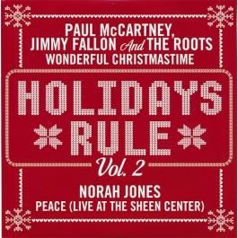 PAUL MCCARTNEY-FALLON THE ROOTS-HOLIDAYS RULE VOL2 VINYL