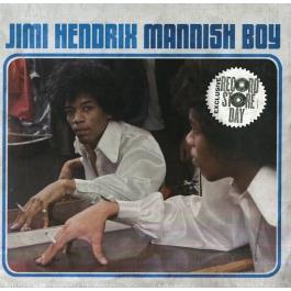 JIMI HENDRIX-MANNISH BOY VINYL