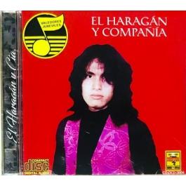 EL HARAGÁN Y COMPAÑÍA-VALEDORES JUVENILES CD