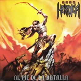 SAGA HEROICA-AL PIE DE LA BATALLA CD