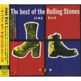 THE ROLLING STONES-JUMP BACK THE BEST 71-93 CD