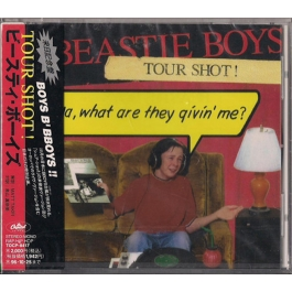 BEASTIE BOYS-TOUR SHOT CD