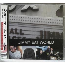 JIMMY EAT WORLD-CD
