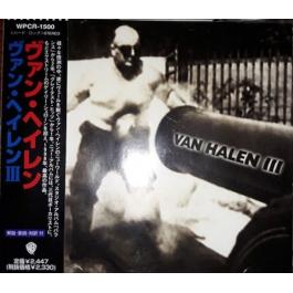 VAN HALEN-III CD