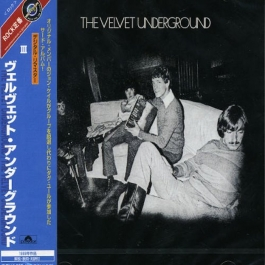 THE VELVET UNDERGROUND-III CD