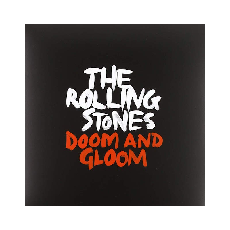 THE ROLLING STONES-DOOM AND GLOOM VINYL