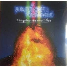 PANTEON ROCOCO-COMPAÑEROS MUSICALES VINYL