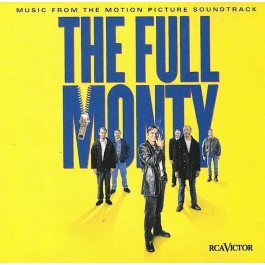 THR FULL MONTY-SOUNDTRACK CD