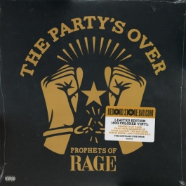 PROPHETS OF RAGE-THE PARTY´S OVER VINYL