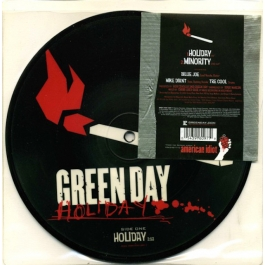 GREEN DAY-HOLIDAY VINYL