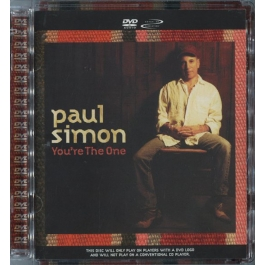 PAUL SIMON-YOU´RE THE ONE DVD-AUDIO