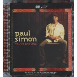PAUL SIMON-YOU´RE THE ONE DVD-AUDIO