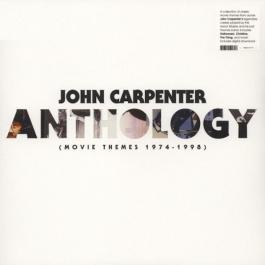 JOHN CARPENTER-ANTHOLOGY MOVIE THEMES 74-98 VINYL