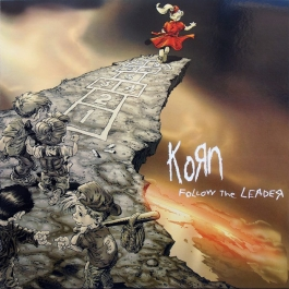 KORN-FOLLOW THE LEADER VINYL