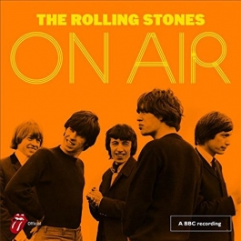 THE ROLLING STONES-ON AIR VINYL