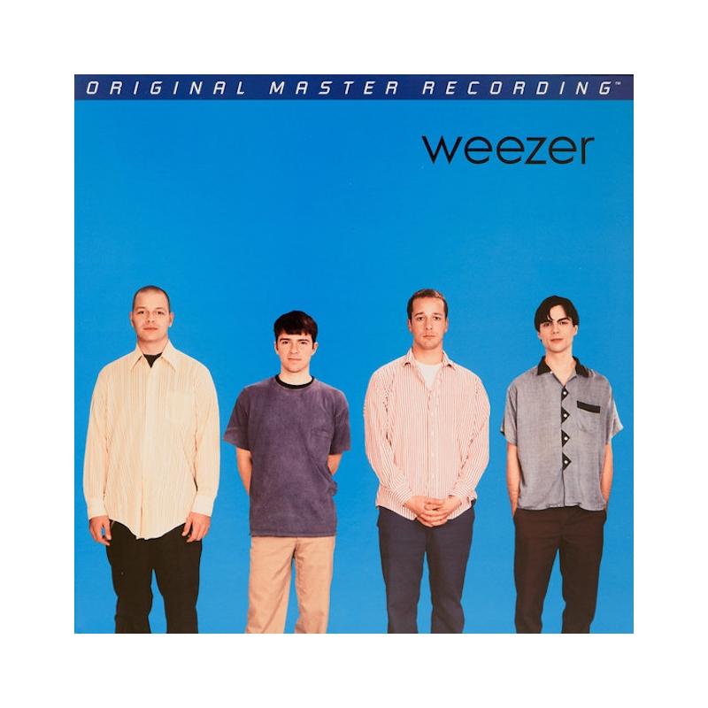 WEEZER-WEEZER BLUE VINYL