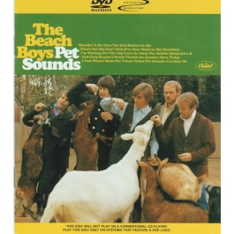 THE BEACH BOYS-PET SOUNDS DVD-AUDIO