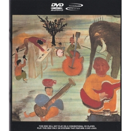 THE BAND-MUSIC FROM BIG PINK DVD-AUDIO