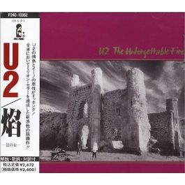 U2-THE UNFORGETTABLE FIRE CD