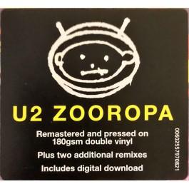U2-ZOOROPA VINYL