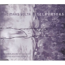 THE MARS VOLTA-TELEVATORS CD