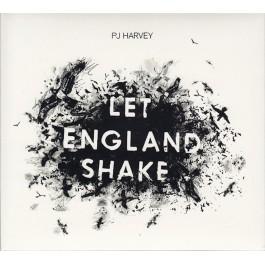 PJ HARVEY-LET ENGLAND SHAKE CD