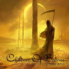 CHILDREN OF BODOM-I WORSHIP CHAOS CD
