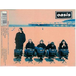 OASIS-ROLL WITH IT CD