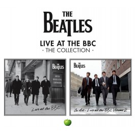 THE BEATLES-LIVE AT THE BBC...