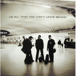 U2-ALL THAT YOU CAN'T LEAVE BEHIND CD