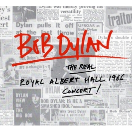 BOB DYLAN-THE REAL ROYAL ALBERT HALL 1966 CONCERT CD