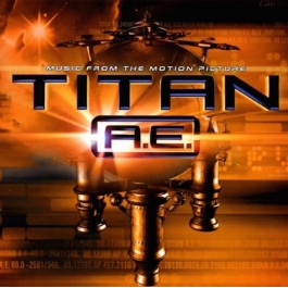 TITAN A.E.-MOTION PICTURE CD