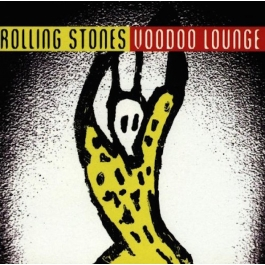 THE ROLLING STONES-VOODOO LOUNGE CD