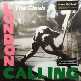 THE CLASH-LONDON CALLING...