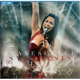 EVANESCENCE-SYNTHESIS LIVE...