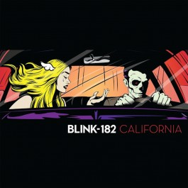 BLINK 182-CALIFORNIA VINYL