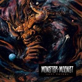 MONSTER MAGNET-LAST PATROL VINYL