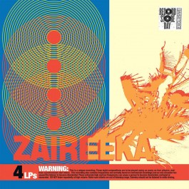 THE FLAMING LIPS-ZAIREEKA...