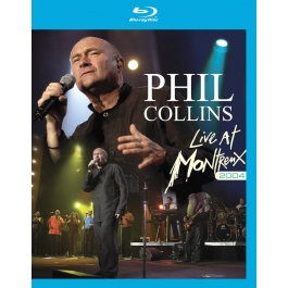 PHIL COLLINS-LIVE AT MONTREUX 2004 BLU-RAY
