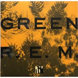 REM-GREEN VINYL
