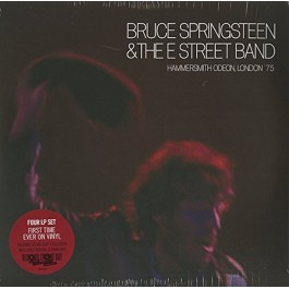 BRUCE SPRINGSTEEN & THE E...