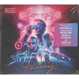 MUSE-SIMULATION THEORY CD