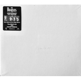 THE BEATLES-WHITE ALBUM 3CD