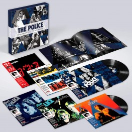 THE POLICE-EVERY MOVE YOU...