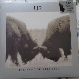 U2-THE BEST OF 1990-2000 VINYL