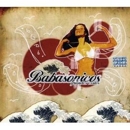 BABASONICOS-GRANDES EXITOS CD