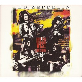 LED ZEPPELIN-HOW THE WEST...