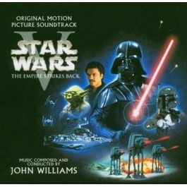 STAR WARS-EPISODE V THE EMPIRE STRIKES BACK CD