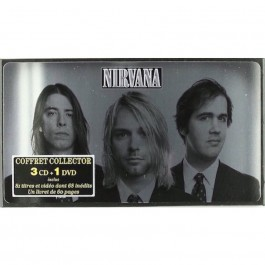 NIRVANA-WITH THE LIGHTS OUT CD