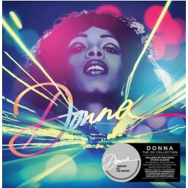 DONNA SUMMER-DONNA-THE CD...